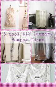 cute laundry hamper 5 cool diy laundry hamper ideas fabulessly frugal