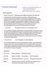 Photography Skills Resume 100 Bad Resume Examples Personal Interests On Resume Examples