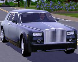 roll royce purple fresh prince creations sims 3 2004 rolls royce phantom