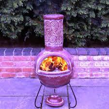 Ceramic Firepit Ceramic Pit Chimney Fireplaces Firepits