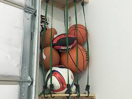how to build sports equipment storage hgtv