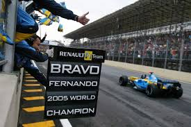 renault f1 alonso alonso becomes youngest ever f1 world champion