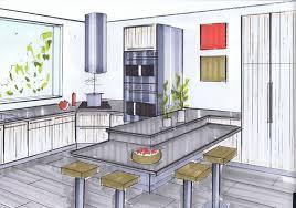 configuration cuisine le projet de cuisine prend forme 5 ans après l extension