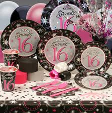 sweet 16 party decorations sweet dress sweet 16 party themes