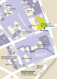 visitors zimmerli museum