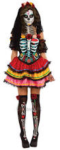 Halloween Costumes Skeleton Woman Skeleton Costumes Mega Fancy Dress