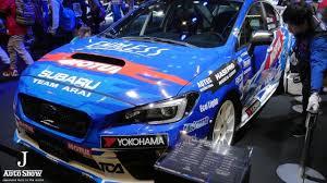 car subaru 2017 hd subaru wrx sti wrc 2016 tokyo auto salon 2017 youtube
