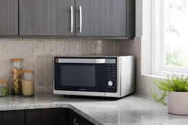 Samsung Kitchen Appliances Kitchen Microwave Placement Options Tech Life Samsung