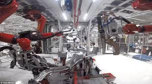 马斯克要让特斯拉生产车间变成 u201c外星球 u201d u2013 北大新媒体