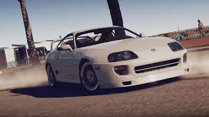 toyota supra fast and furious fast u0026 furious 1998 toyota supra gameplay forza horizon 2