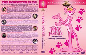 the pink panther the pink panther collection 6 dvd cover 1963 1982 r1 custom