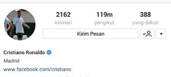 cara membuat akun instagram resmi seperti artis cara untuk mendapatkan tanda centang biru di profil instagram