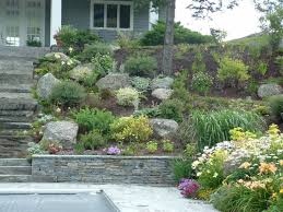 Ideas for large walls decorative rocks for landscaping river rock