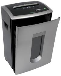 goecolife commercial 12 sheet crosscut shredder multi platinum series 12 sheet crosscut paper shredder gxc121pi goecolife