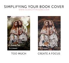 4 steps to making a bad book cover design look good