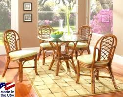 Rattan Dining Room Chairs Large Size Of Dinning Rattan Dining Room Furniture Table And