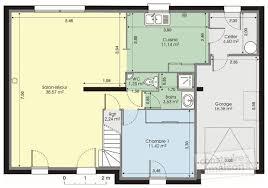 plan maison etage 4 chambres gratuit plan maison 4 chambres plain pied gratuit best plan de maison neuve