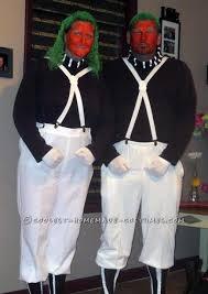 Oompa Loompa Costume Coolest Oompa Loompa Couple Costume