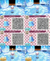 animal crossing new leaf qr code hairstyle animal crossing new leaf qr elsa by anj6193 on deviantart
