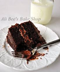 ali bee u0027s bake shop wfd decadent double chocolate cake