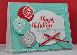 handmade christmas cards say more than just happy holidays