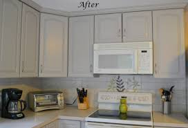 Benjamin Moore Kitchen Cabinet Paint by A Kitchen Cabinet Makeover