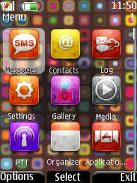 themes of java free download apple theme for java app