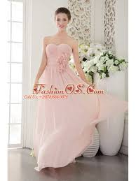 quinceanera damas dresses pink 3d flower sweetheart dama dresses for quinceanera