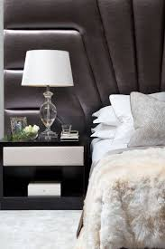 Meridian Bedroom Furniture by Meridian Bedroom Style This Glamorous Art Deco Style Headboard