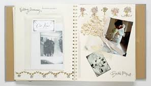 our wedding scrapbook darcy miller nussbaum giveaway design sponge