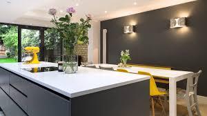 West London Kitchen Design by Rear Kitchen Extension Balfour Road Highbury North London