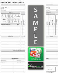 daily site report template daily report app construction templates