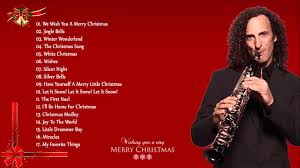 christmas songs of kenny g l best christmas songs 2017 youtube