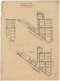 Attic Floor Plans by Plans Of Licensed Premises Hotel Plans Metropolitan Licensing