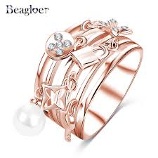 aliexpress buy beagloer 2017 new arrival delicate ring