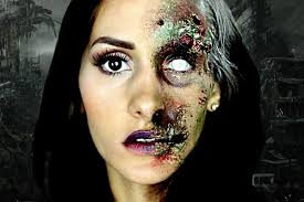 Youtube Halloween Makeup by Septic Zombie Halloween Makeup Tutorial Youtube