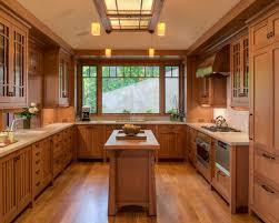 Prairie Style Kitchen Cabinets Craftsman Style Kitchens Houzz