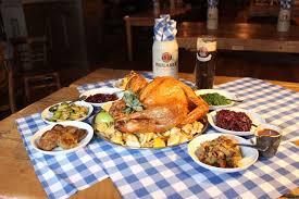 Rock Center Cafe Thanksgiving Menu Nyc Restaurants Serving Thanksgiving Dinner Am New York