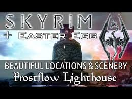 skyrim secret treasure sword lake easter egg skyrim u0027s