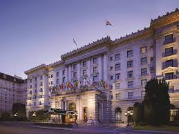 hotel in san francisco fairmont san francisco