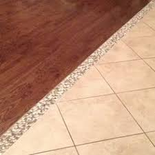 Tile Floor Kitchen by Tile To Wood Transition Strip Beach House Pinterest Woods