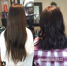one inch hair styles cutting 9 inches off long hair cut to medium length youtube