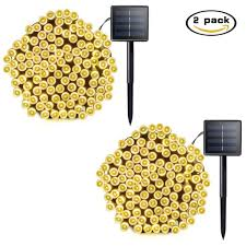 Best Solar Landscape Lights Reviews by Best Outdoor String Lights Get Instant Warm Patio Lights Outside
