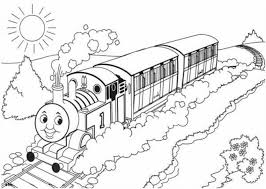 thomas friends coloring pages free kids
