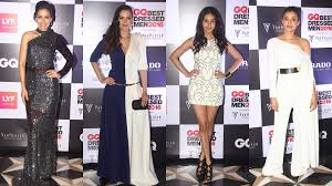 hottest women at gq best dressed awards gq india