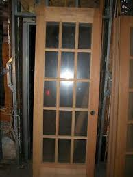15 light french door interior doors glass french frosted glass door 2 0 x 6 8 1 3 8 thick
