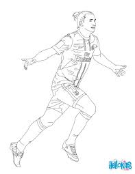 lionel messi playing soccer coloring pages soccer coloring