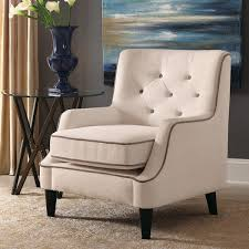 White Accent Chair Chairs U2013 Donny Osmond Home