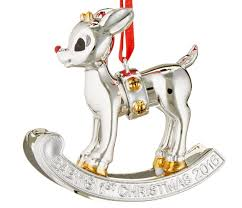 lenox 2016 baby s rudolph ornament