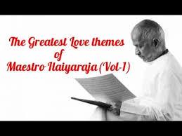 love themes video the greatest love themes of maestro ilaiyaraja vol 1 youtube